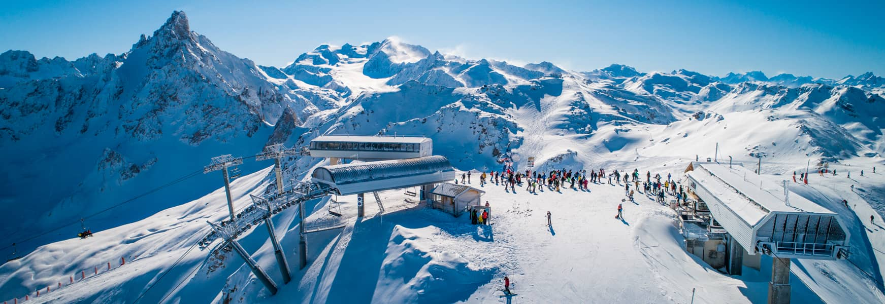 Location Ski Intersport Courchevel 1650